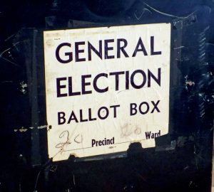Executive Committee Elections in January
